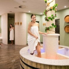 Amande Wine Wellness Hotel, Hustopeče - wellness