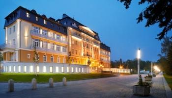 Františkovy Lázně - Spa & Kur hotel Harvey