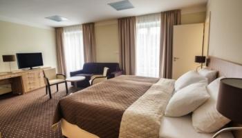 Pokoj v Lázeňském hotelu Praha