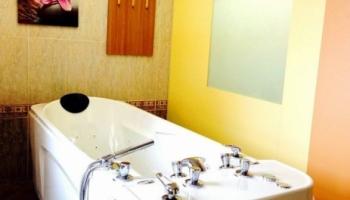 Hotel Flora - koupele