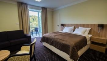 Ubytování v hotelu Praha v Teplicích nad Bečvou
