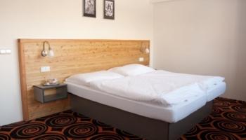 Hotel Duo - pokoje