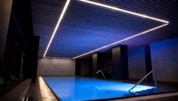 Hotel Duo - bazén