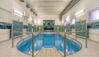 Hotel Libenský - bazén