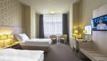 Hotel Libenský - pokoje